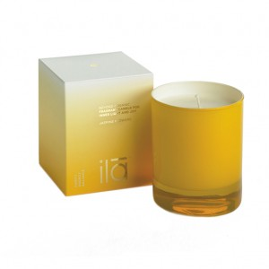 ila Spa Jasmine Flowers Candle
