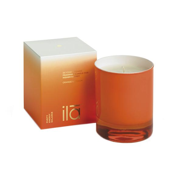 ila Spa Orange Blossom Candle
