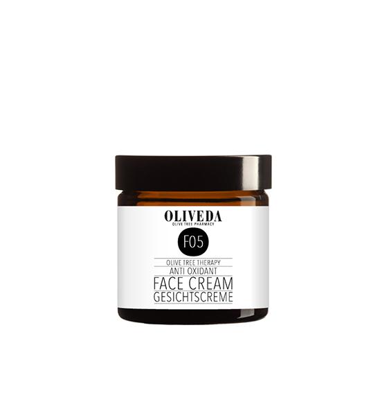 Oliveda Anti Oxidant Face Cream