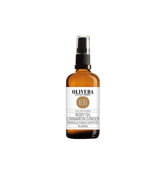 Oliveda Body Oil Cinnamon & Ginger