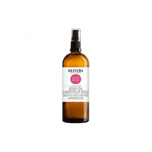 Oliveda Body Oil Grapefruit & Rose