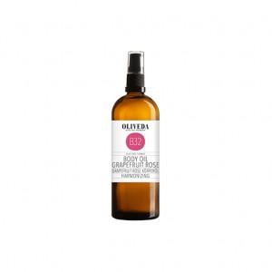 oliveda grapefruit body oil 200ml