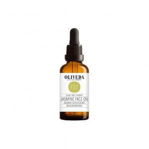 oliveda jasmine face oil