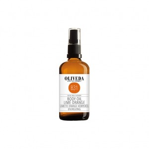 Oliveda Body Oil Lime & Orange