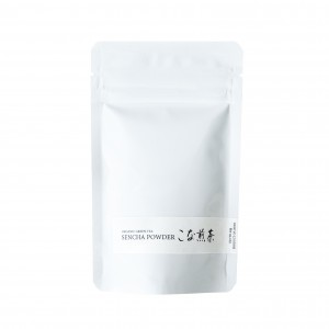 morihata organic sencha powder tea
