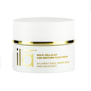 ila Spa Gold Cellular Age Restore Face cream