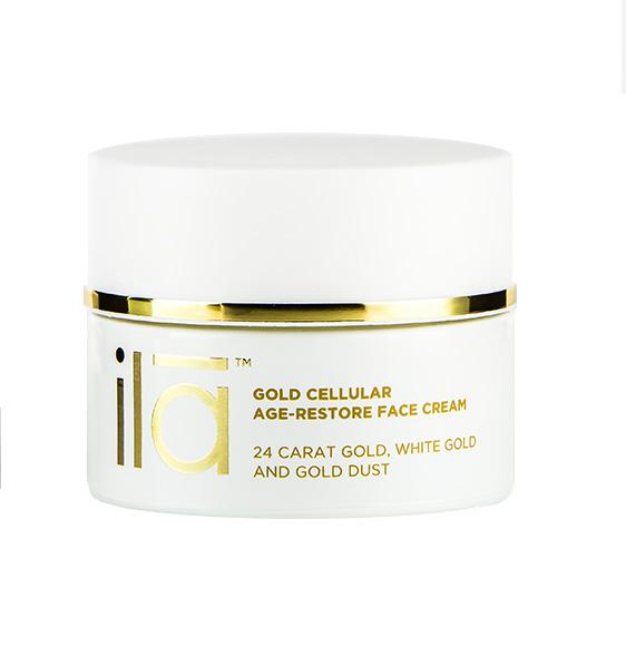 ila Spa Gold Cellular Age Restore Face cream