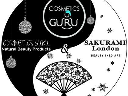 Cosmetics Guru & Sakurami Christmas Experience Day!!!