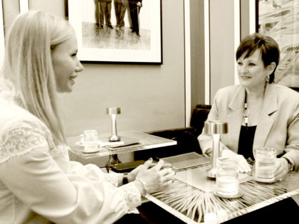 Interview with Gaylia Kristensen. The passion and technology behind her skincare. Part 1 of 2